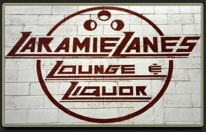 Laramie Lanes Lounge And Liquor Logo